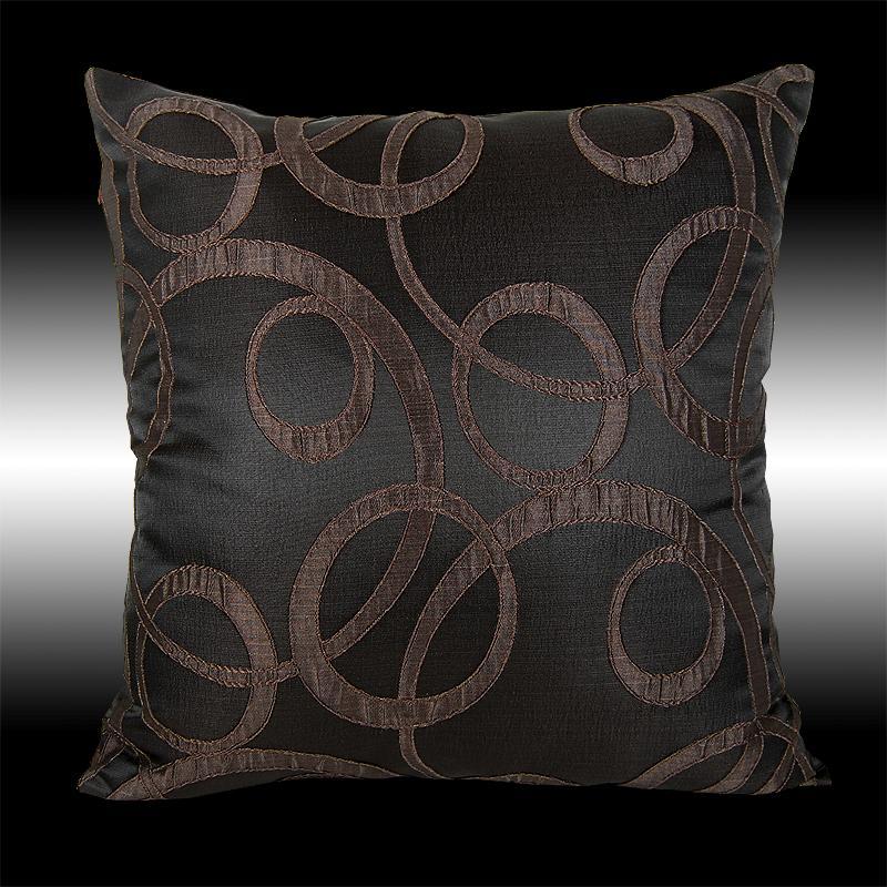 2X Elegant Luxury Decorative Cushion Covers Throw Pillow