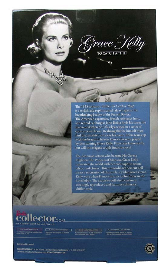 Princess Grace Kelly of Monaco To Catch A Thief Carlton