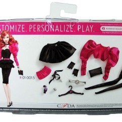 Charleston Super Sofa Fire Audio Heartland Rv Bed Air Mattress Barbie Basics Accessory Pack Look No 1 01 001