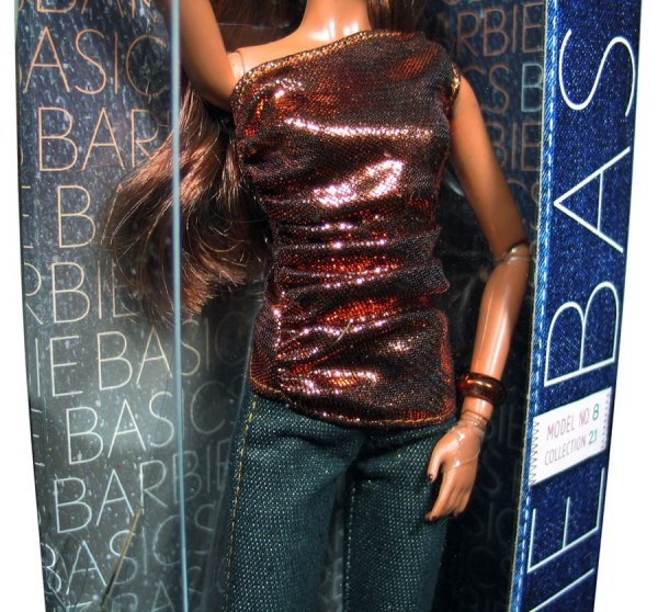 Barbie Basics Doll Muse Model 8 08 008 8.0 Collection 2