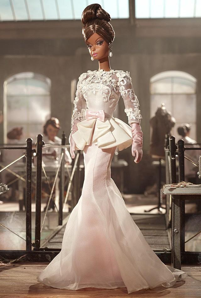 2012 Barbie Collector BFMC Silkstone Atelier EVENING