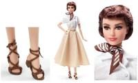 Barbie Collector * 2013 Audrey Hepburn en Vacaciones ...