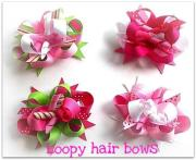 learn make ribbon hair bows bow