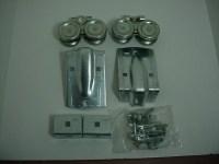 National Hardware-Barn Door Box Rail Hangers-5040   eBay
