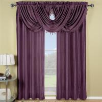 Single Soho Rod Pocket Window Treatments, Dcor Curtain OR ...