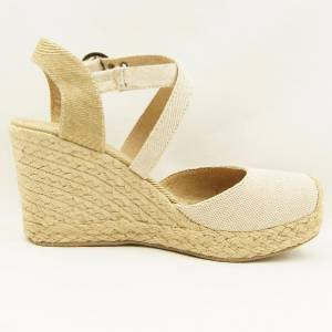 Closed Toe Wedge Heel Espadrille Sandals Women39s Shoes