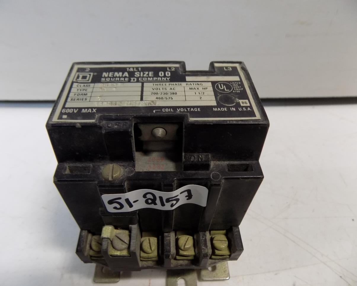 hight resolution of square d size 00 3 phase contactor 8536 ag2