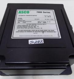 asco 7000 ser 200a 240v 1ph 50 60hz automatic transfer switch d07atsa20200f5xm [ 1133 x 920 Pixel ]
