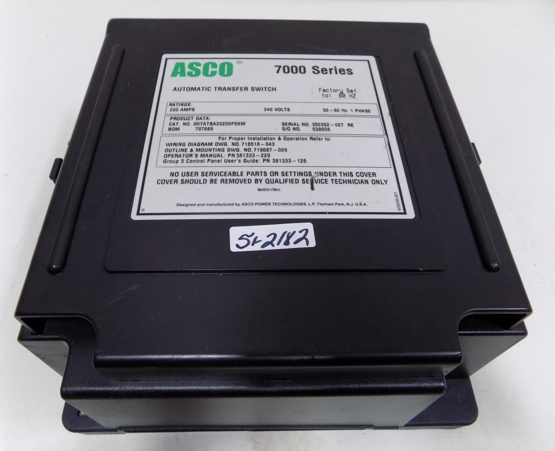 asco 7000 wiring diagram contactor control ser 200a 240v 1ph 50 60hz automatic transfer switch d07atsa20200f5xm