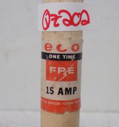 fpe eco 15amp one time fuse [ 1920 x 1440 Pixel ]