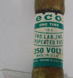 economy eco fpe 25a 250v one time fuse 1125 lot of 6  [ 1288 x 966 Pixel ]