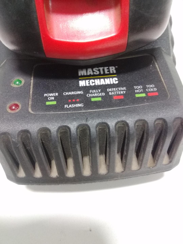 Master Mechanic Drill Press