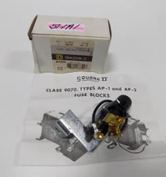 details about square d fuse holder assembly series b 9070 ap 2 nib [ 1896 x 1440 Pixel ]