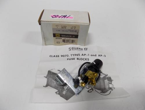 small resolution of details about square d fuse holder assembly series b 9070 ap 2 nib