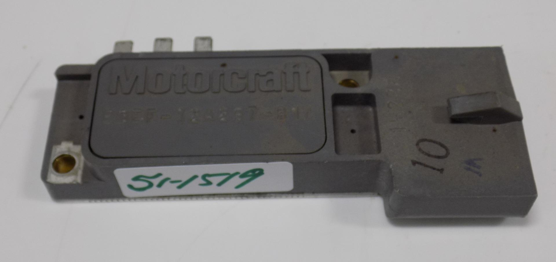 hight resolution of details about ford motorcraft ignition module e3ef 12a297 b1a