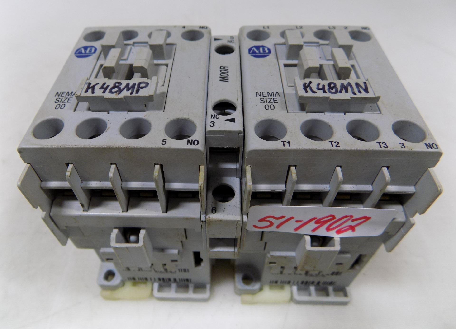 hight resolution of allen bradley size 00 contactor 500 nx101 series d