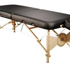Folding Chair For Massage Cushion Wheel Manufacturer In India Mt Midas Plus Portable Table Carry Case