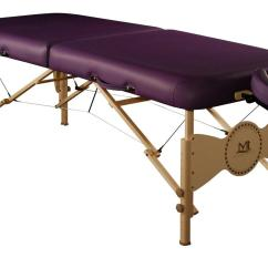 Folding Chair For Massage Cushion Revolving Repair In Pune Mt Midas Plus Portable Table Carry Case