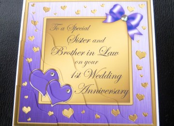 Wedding Gift Ideas For Brother 42nd Wedding Anniversary Gift For