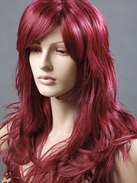 Garnier Color Stylers Review Purple Streaks Auburn Hair Of