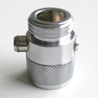 Shower Head Flow Control Valve Push-Button Regulator Water ...