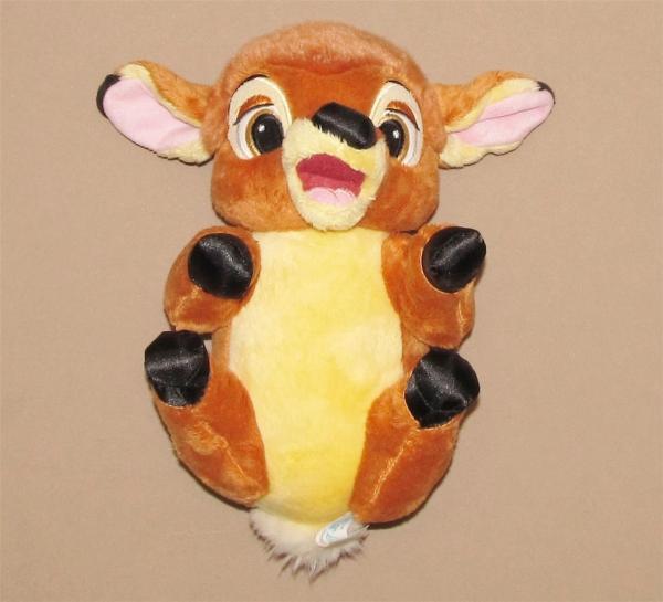 Disney Babies Bambi Baby Deer Fawn Plush Stuffed Animal