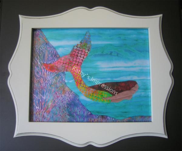 Beautiful Coral Reefs Mermaids