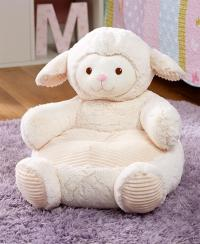 New Toddler Ultra Soft Plush Animal Arm Chair ELEPHANT ...