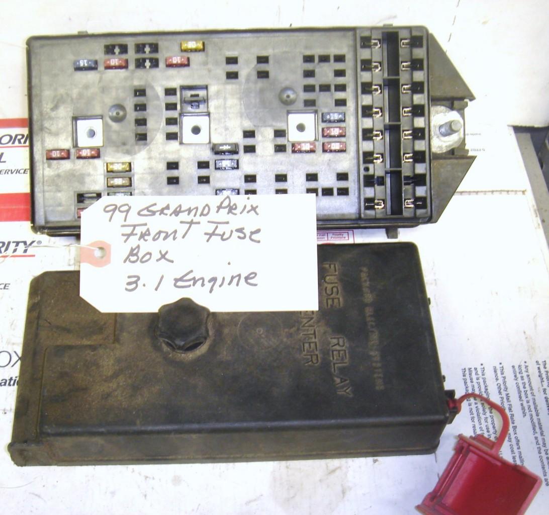 Pontiac Grand Prix Fuse Box Diagram Furthermore Pontiac Grand Am Fuse