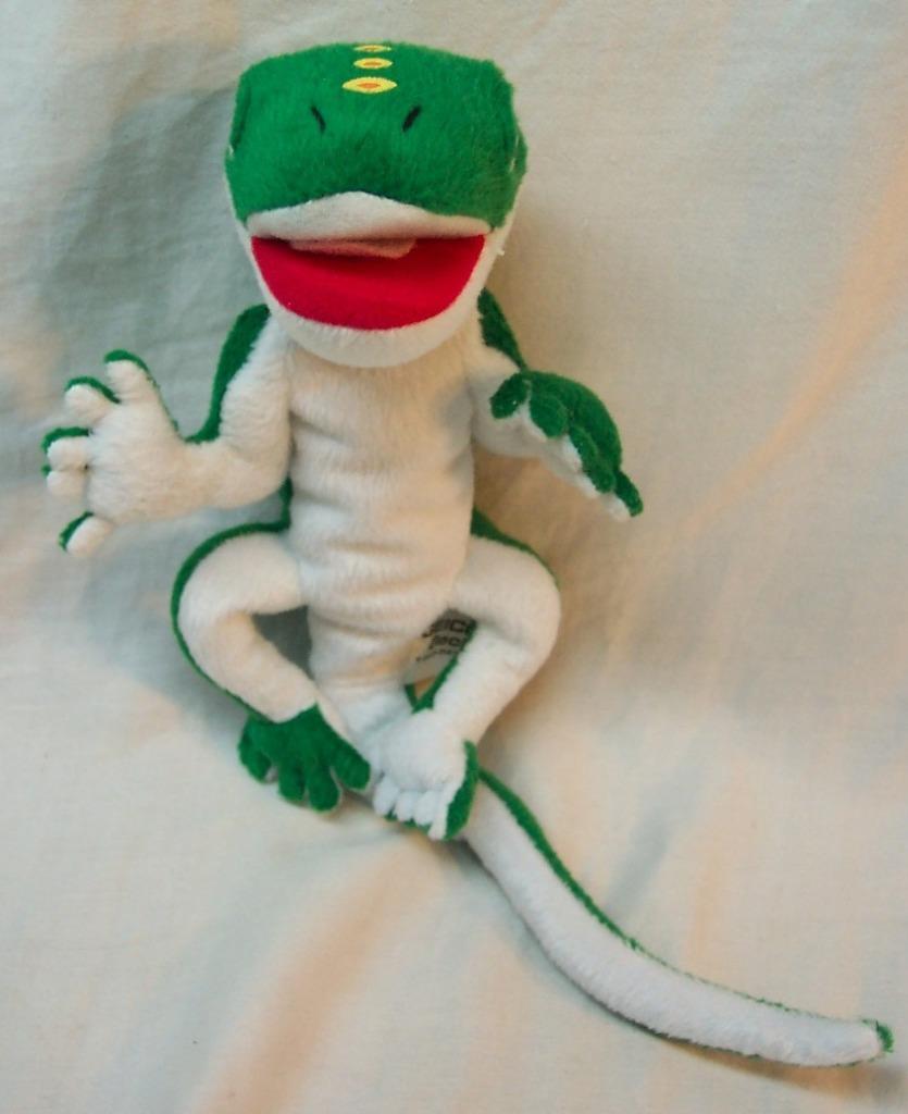 Geico Gecko Toy : geico, gecko, Geico, GEICO'S, GECKO, MASCOT, CHARACTER, STUFFED, ANIMAL