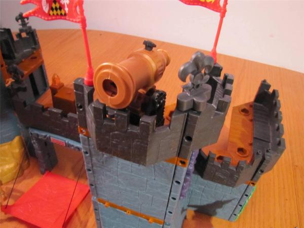 Fisher Imaginext Battle Castle Toy Set 78333 With