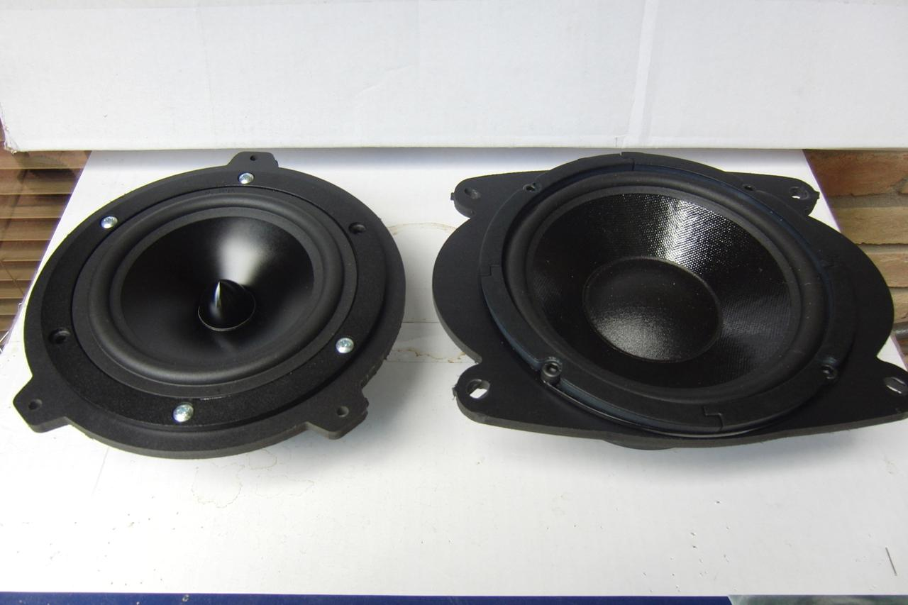 hight resolution of bmw e46 speaker