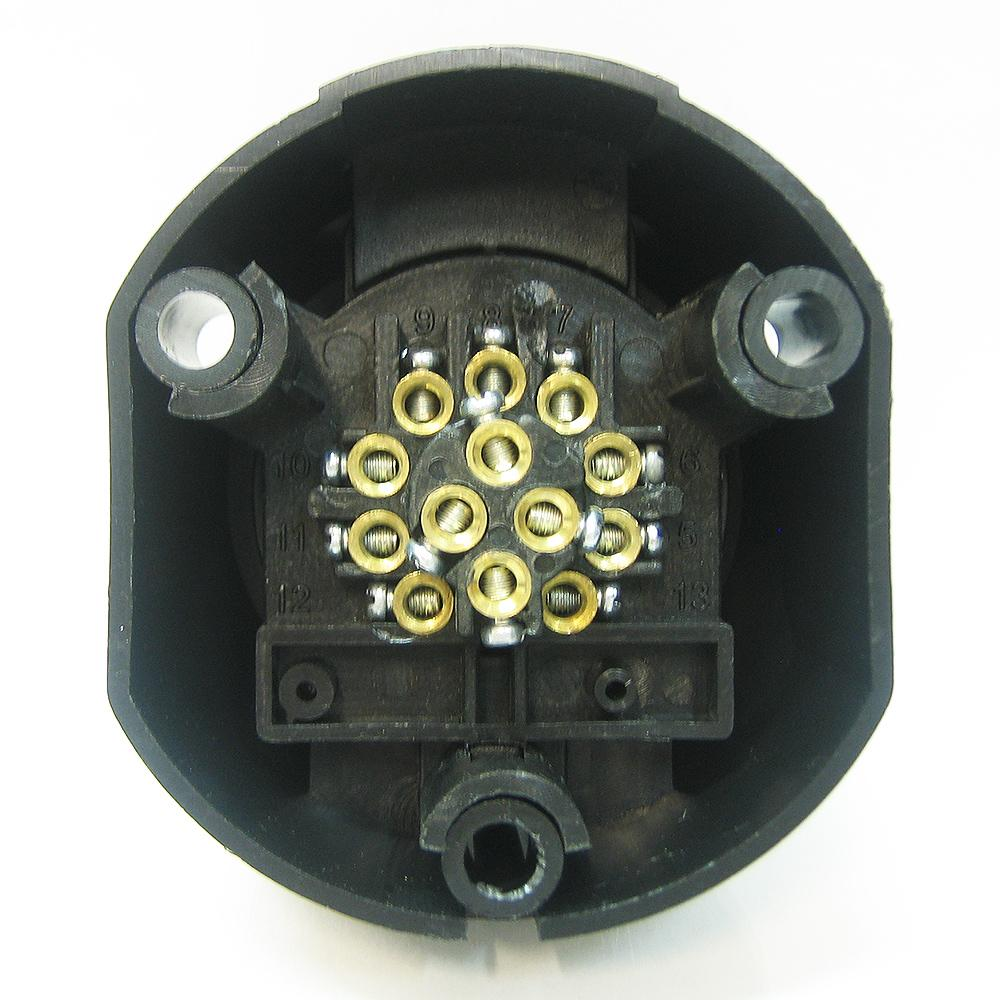12n Wiring Diagram Iso Standards For Trailer Connectors Wikipedia