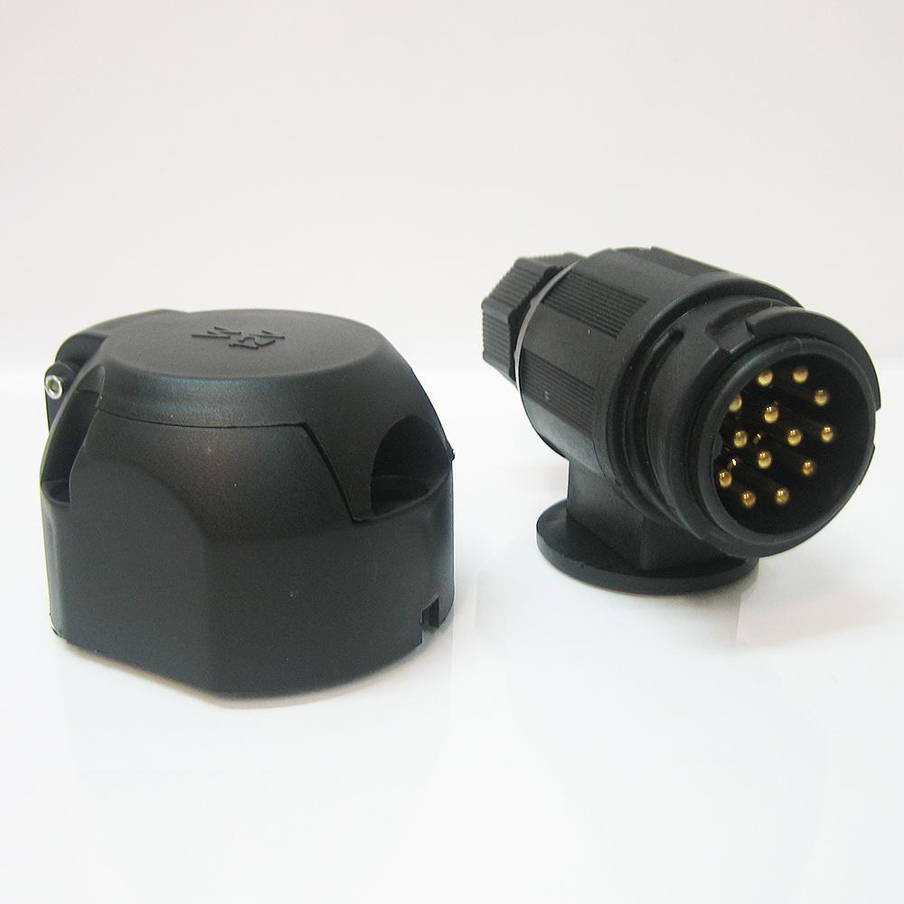 Trailer Plug Wiring Diagram Also 13 Pin Wiring Diagram On Standard 6