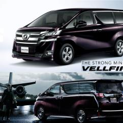 All New Vellfire 2015 Interior Camry Indonesia Sgnrm 92 Specifications Toyota
