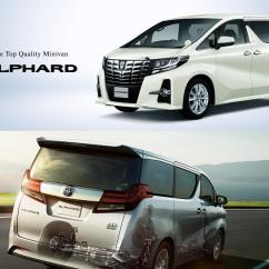 Toyota All New Alphard 2015 Camry 2019 Pantip 2016 2017 30 Rhd Genuine Floor Center Console Tray