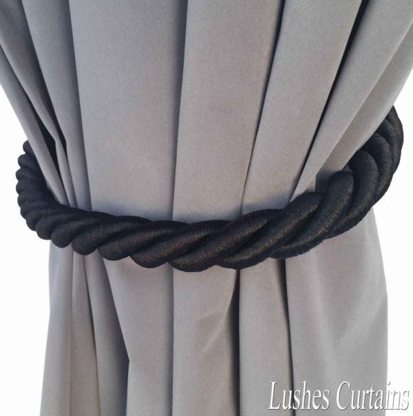 Window Treatment Tie Back Curtain