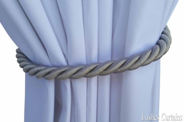 Long Curtain Tie Back Ropes