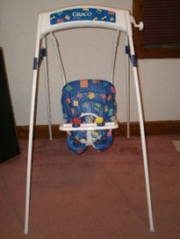 GRACO Vintage SWINGOMATIC Wind