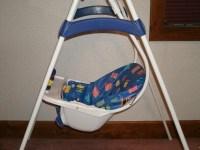GRACO Vintage SWINGOMATIC Wind-UP Baby SWING Great ...