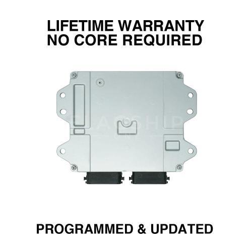 small resolution of engine computer programmed updated 2007 mazda 3 lfs7 18 881b 2 0l at pcm ecm oem