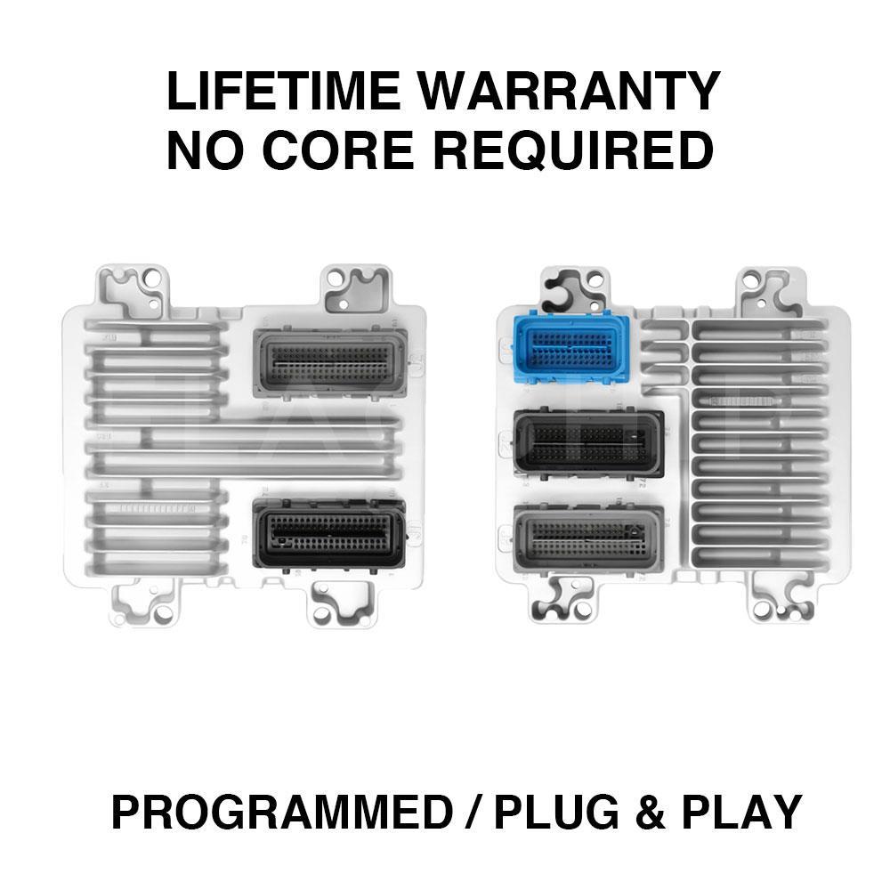 Engine Computer Programmed Plug&Play 2007 Saturn Aura ECM