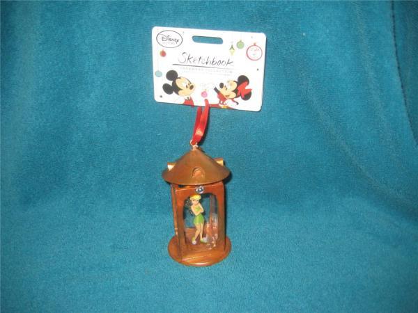 Disney Tinkerbell Christmas Ornament