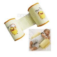 Baby Toddler Safe Cotton Anti Roll Pillow Sleep Head ...