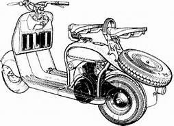 SCOOTERS VESPA LAMBRETTA BOOKS MANUAL INFORMATION DATA