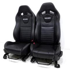 Office Chairs White Leather For Room Replacement Ford Mustang Gt500 Recaro Seats Shelby Boss Svt Cobra Snake 1994 - 2004 ...