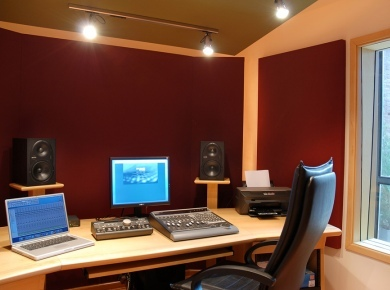 Acoustic Treatment for Small Studios  Audiofanzine