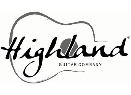 Highland Guitar Company hollow Body/Semi Hollow Body
