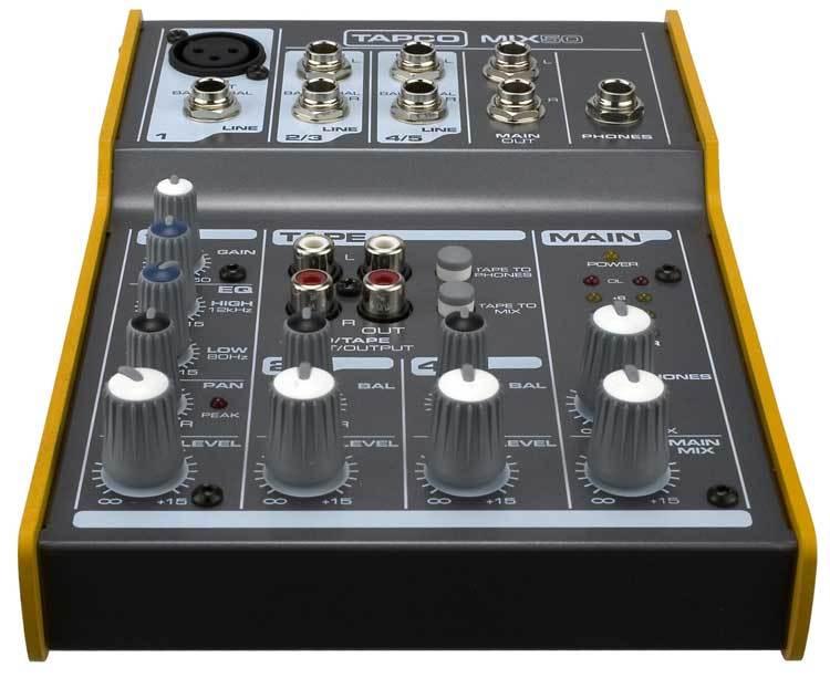 neeco13's review - Tapco Mix 50 - Audiofanzine