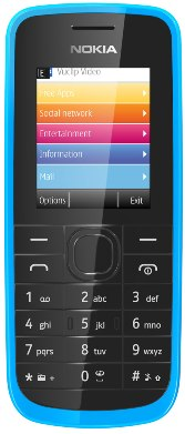 Nokia 109 in good look